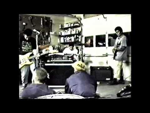 Ernie's Garage (V.B.F. , Jerk, Short Hate Temper) El Paso, Texas Music Scence Mid 90's
