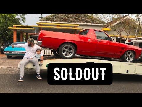 Bye Holden UTE