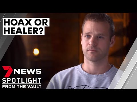 Healer or Hoax? | Charlie Goldsmith put to the test | Sunday Night