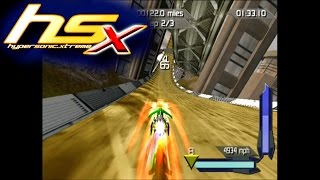 HSX: HyperSonic.Xtreme ... (PS2)