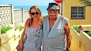 Звездные пенсионеры и их молодые жены. Русский топ.