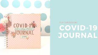Covid-19 Journal Flip Through