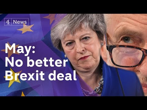 May defends Brexit deal to sceptical MPs