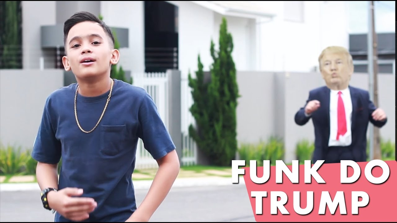 Funk do Trump - Mc Vini - Funk do Trump - Mc Vini