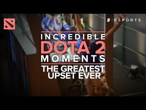 Incredible Dota 2 Moments: The Greatest Upset Ever (Team Liquid Vs. LGD-Gaming, TI3)
