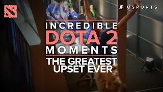 Classic Dota: The Greatest Upset Ever (Team Liquid vs. LGD-Gaming China, TI3)