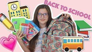 BACK TO SCHOOL 2018 #2 | HAUL PRZYBORY SZKOLNE