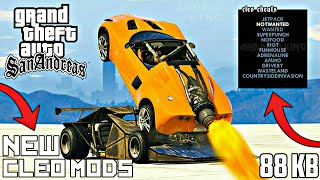 How To Install Cleo MODs & Cheats In GTA San Andreas Android   2018 Best MODs   Nougat, Oreo Support