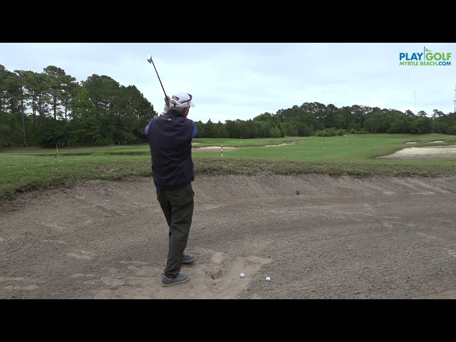 Tip Tuesday | How to Hit Out of a Fairway Bunker