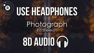 Baixar Ed Sheeran - Photograph (8D AUDIO)