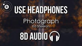 Download Ed Sheeran - Photograph (8D AUDIO) Mp3 and Videos