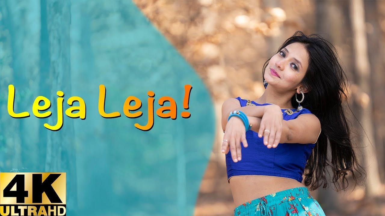 Leja Re Dance Dhvani Bhanushali Youtube