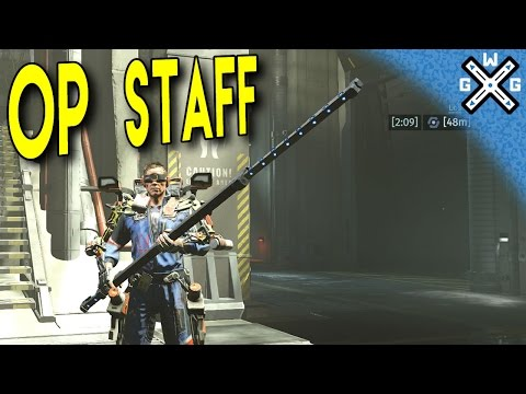 Best Early Game Weapon - MG Negotiator Staff & Location - The Surge