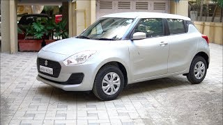 MARUTI SUZUKI SWIFT 2019 VXI REAL LIFE REVIEW Video