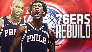 2 MORE ALL STARS? NEW LOOK 76ERS REBUILD!