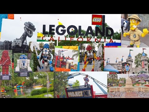 Super Cool Family Fun Trip to Legoland California