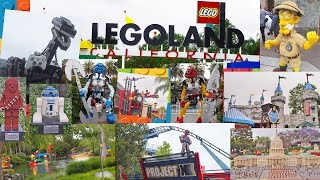 Super Cool Family Fun Trip to Legoland California
