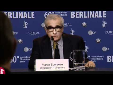 Shutter Island Full Press Conference - Berlin Film Festival 2010 (Scorsese and DiCaprio)