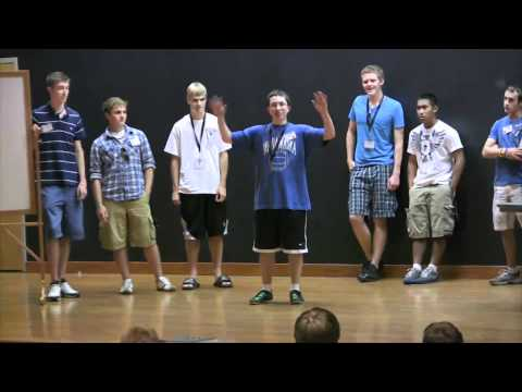 2011 Dirigo Boys State: Federalist Party Yellman Election