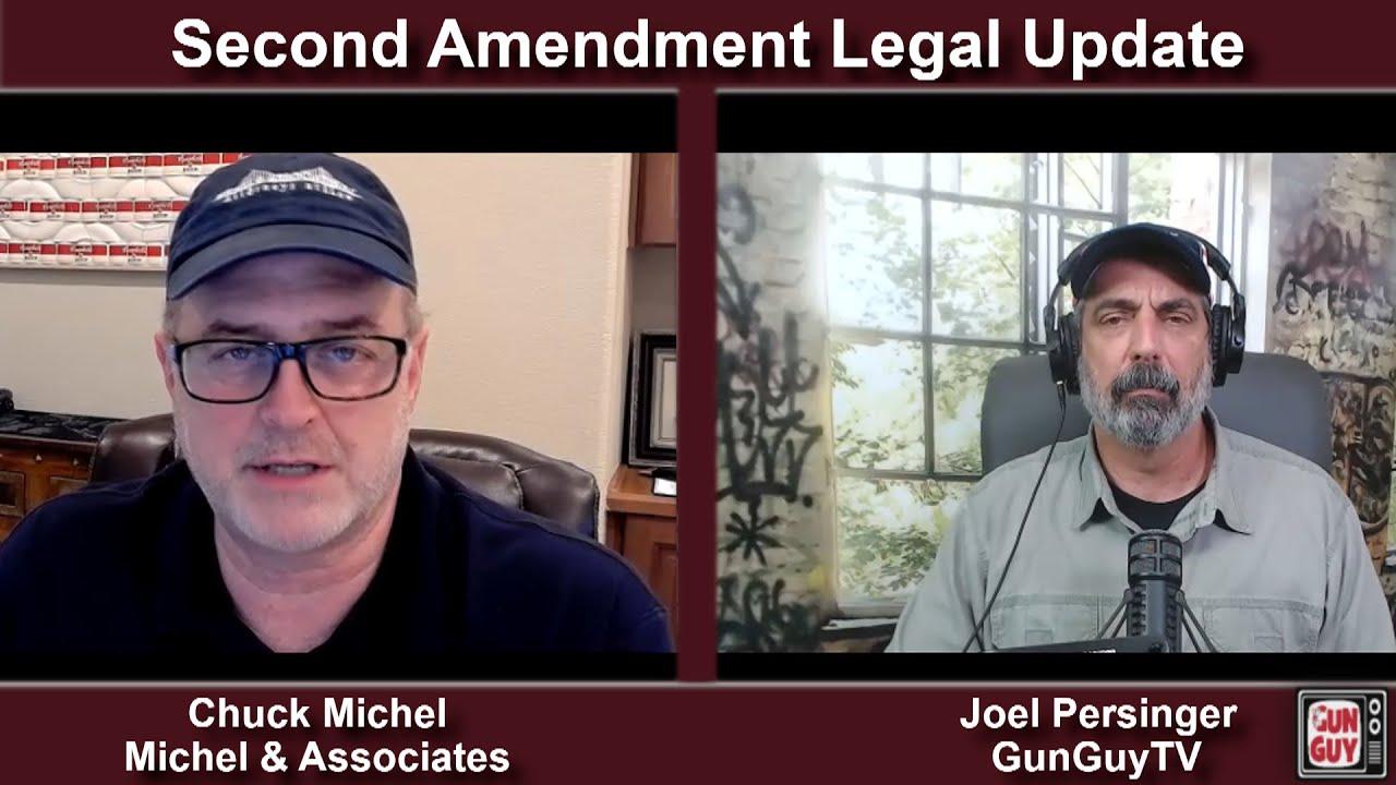 Second Amendment SCOTUS Update with 2A Attorney Chuck Michel