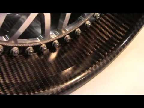 Nutek Carbon Fiber Wheels From Custom Wheel Solutions