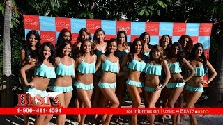 Miss Hawaii Usa 2014 Pageant Fashion Show @ Modern Honolulu | Moani Hara -title Winner