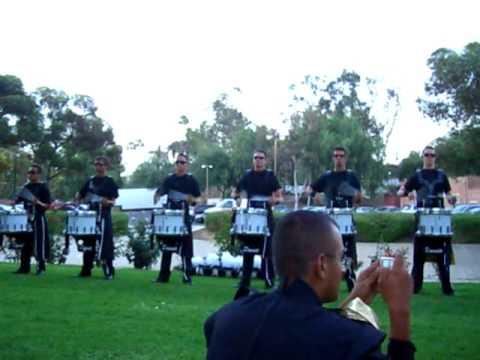 Blue Devils Drumline - Ditoeight 2009