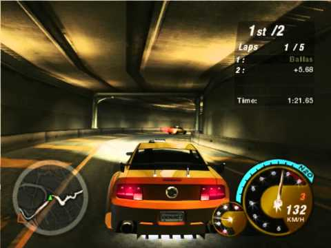 Need For Speed Underground 2 - Final race