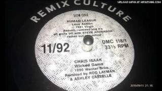 The Human League - Love action (DMC mix)