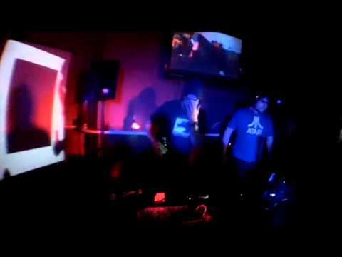 Xyce - Live @ Obsoleet Microparty, Bar l'Aventure Mulhouse