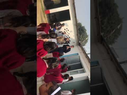 Motivational programme by Arnie Sawan (U S A) in As sabeel Academy Sajjad colony Purnea