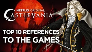 Castlevania: 10 Video Game References You May Have Missed In The Show