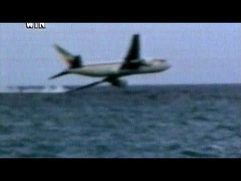 Hijacked Plane Crashes