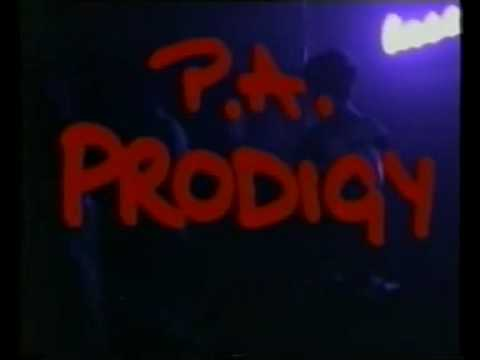 The Prodigy @ Shelleys 27 April 1991 p1 of 3, What Evil lurks, Dr Zupan