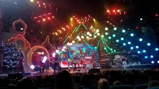 Предновогодний концерт в палаце Украина(2)