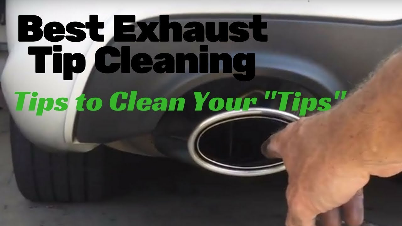 best exhaust tip cleaning plus business tips that will separate you from the rest