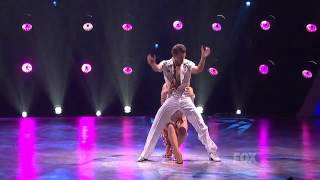 Magdalena, Quimbara (Salsa) - Melinda and Pasha (All Star)