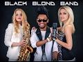Кавер группа BLACK BLOND BAND Saxophone Live Promo mp3