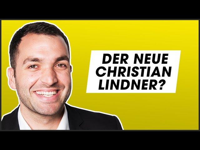 Der nächste Christian Lindner? Konstantin Kuhle und die neue FDP