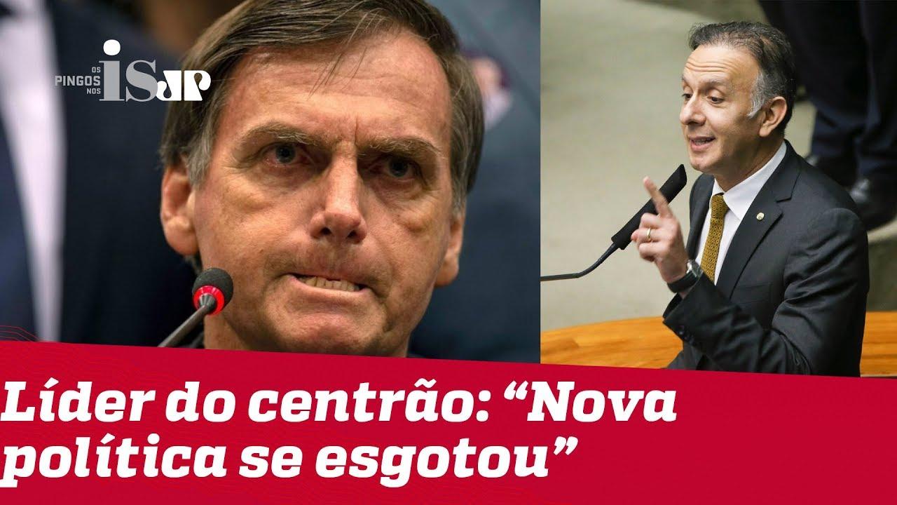 Centrão quer mais cargos e menos Brasil