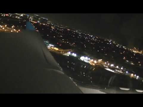 LEVEL Airlines Operated by IBERIA | Night Take Off Inaugural Flight of New Airline | A330-200