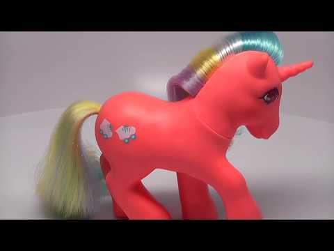 Pony 360 My Little Pony G1 Speedy