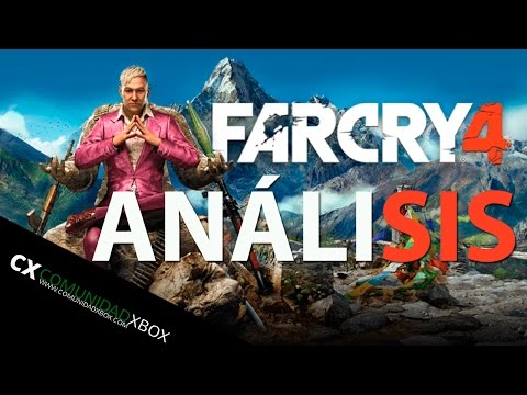 Análisis/Review Far Cry 4 para Xbox One