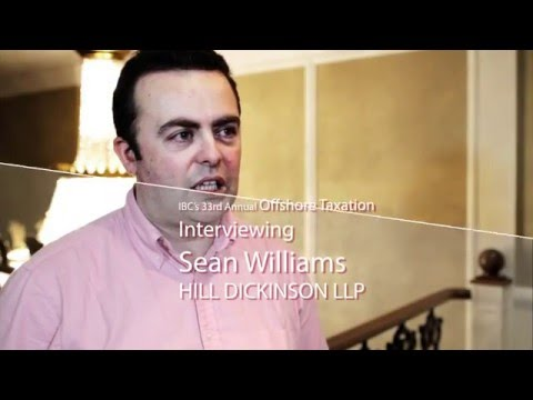 Sean Williams on the Importance of Offshore Tax Events for the Industry