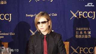 JCCテレビすべて|YOSHIKI現る|https://jcc.jp/choice/04584/ #YOSH...