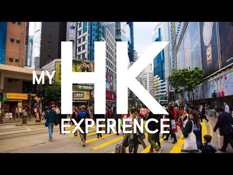 My Hong Kong Travel Experience