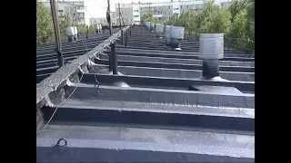 видео цена гидроизоляции крыши