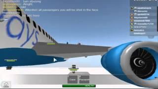 Roblox Typhoon Airways Flight 2 A350 900 XWB First Flight!
