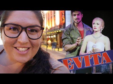 EVITA London 🇦🇷 REVIEW