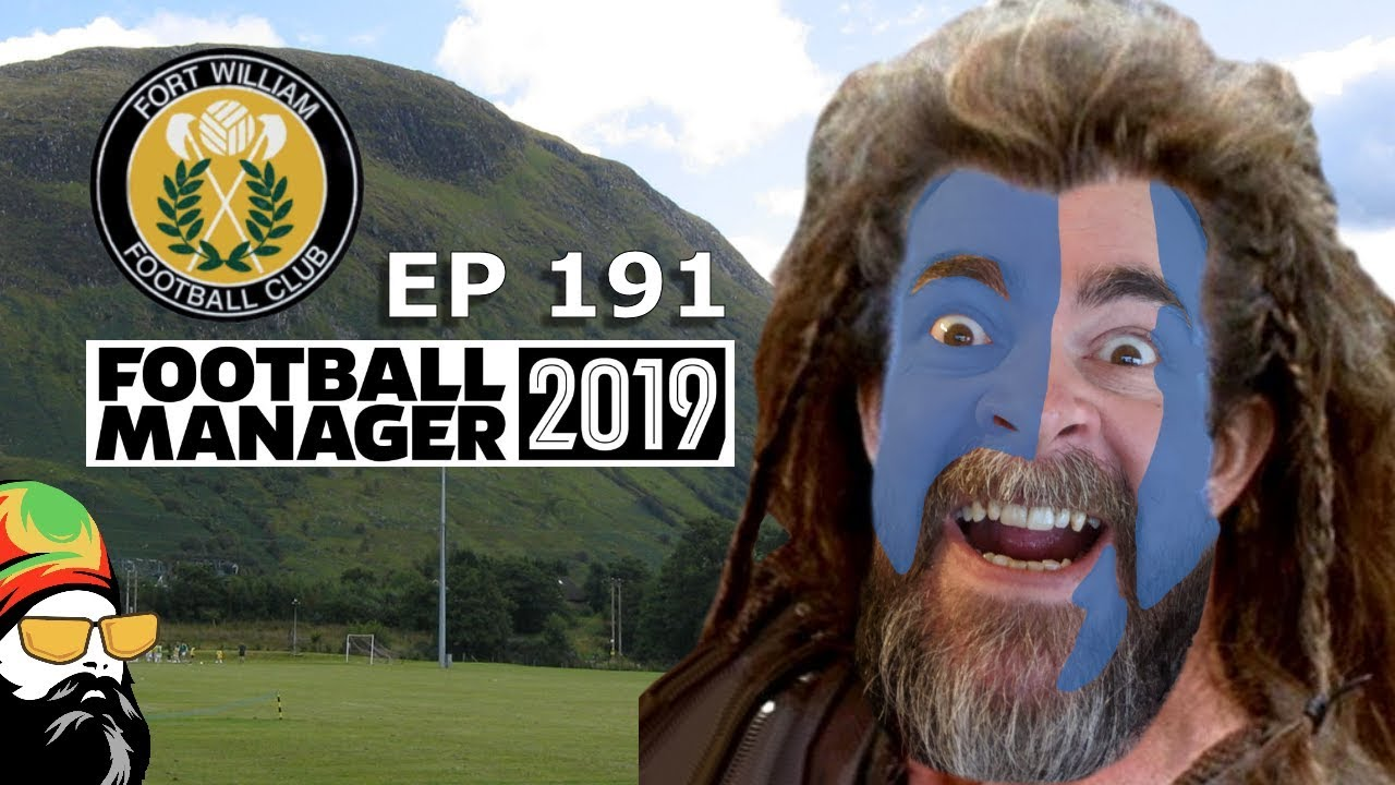 FM19 Fort William FC - Premiership EP191 - Premiership - Football Manager  2019